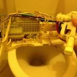 トイレの徹底クリーニング(ウォシュレット分解洗浄)